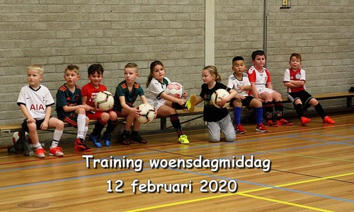 2020 02 12  Training Kabouters en JO7